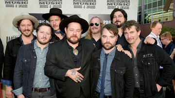 Bret Saunders - Nathaniel Rateliff & The Night Sweats On Late Night With Seth Myers
