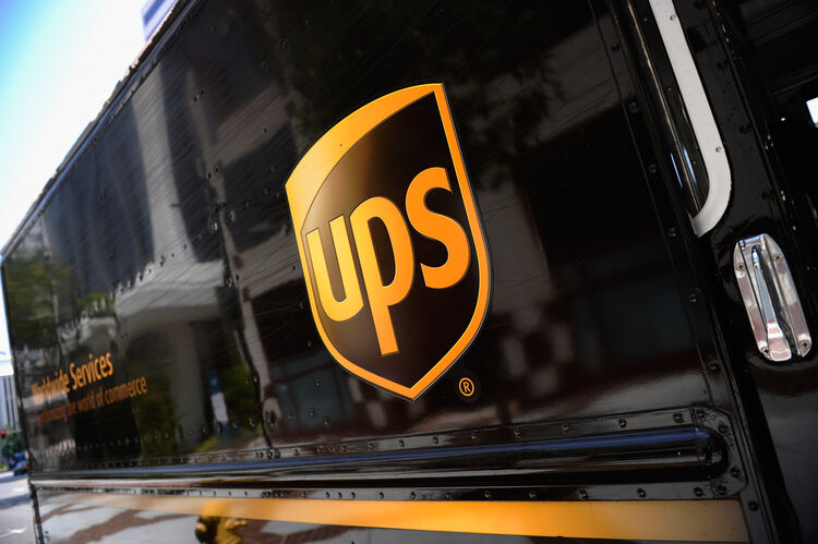 UPS Getty Images
