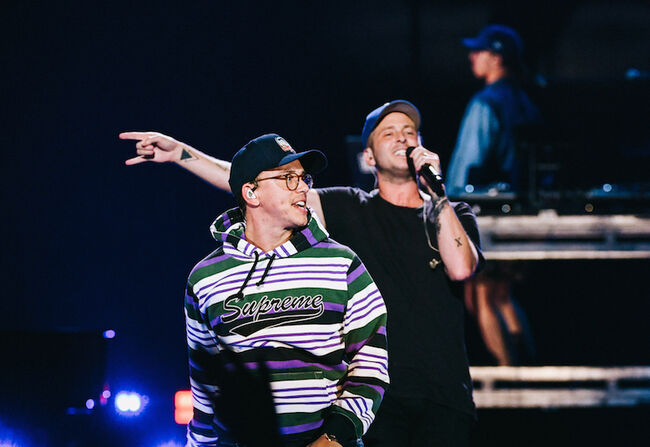 Logic and Ryan Tedder