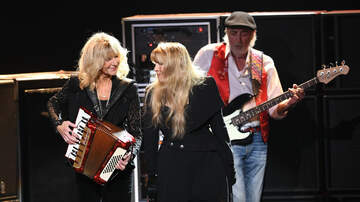 Michele Michaels - Fleetwood Mac Kicked off the Tour Last Night--Here's What Happened