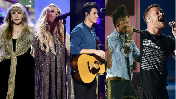 How to Watch The 2018 iHeartRadio Music Festival on The CW | iHeartRadio