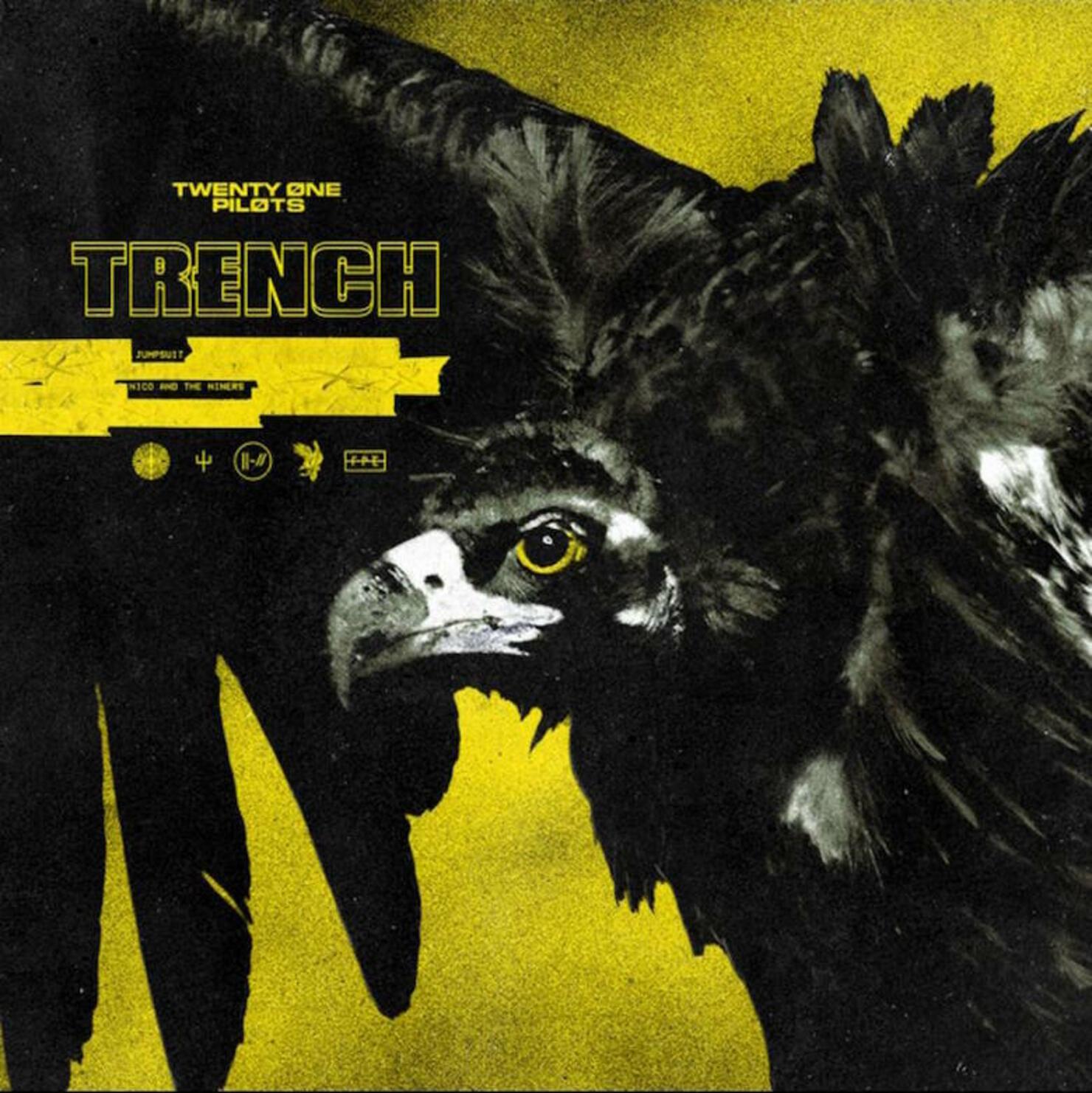twenty one pilots - 'Trench' Album Cover Art