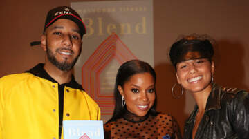 Entertainment - Alicia Keys & Swizz Beatz's Ex-Wife Get Real About Their Blended Family