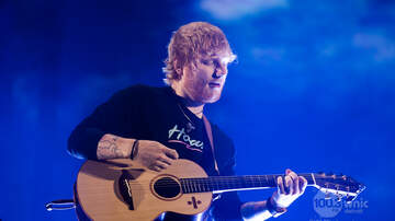 Photos - Ed Sheeran at Ford Field 9.8