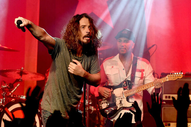 Tom Morello Pays Tribute To Late Chris Cornell On His 55th Birthday