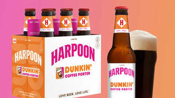 Brady At Night - Dunkin Donuts Now Has Coffee Flavored Beer