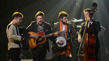 iHeartRadio Music News - Mumford & Sons Performed With A Local Marching Band During Their ACL Set