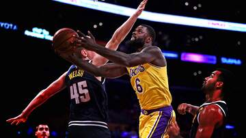 The Locker Room - LA Lakers' Lance Stephenson Put on His Own Kind of Show (Video)