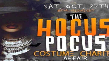 None - Hocus Pocus Costume Charity Affair