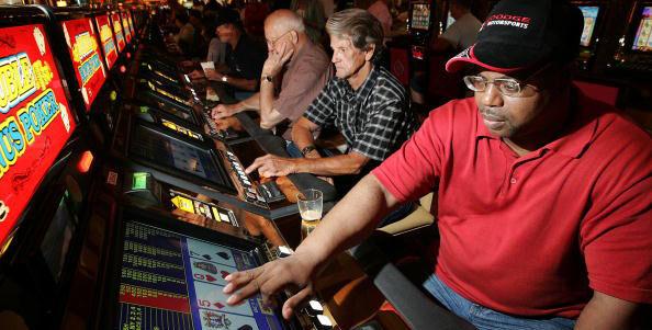 Jon Yarboro - Casino Video Games - Photo: Getty Images