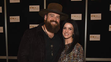 Ric Rush - Zac Brown and Wife Shelly Separate after 12 Years of Marriage