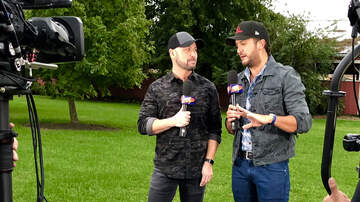 None - Luke Bryan Farm Tour: What's A Little 'Baby Cow Poop' Between Buddies?