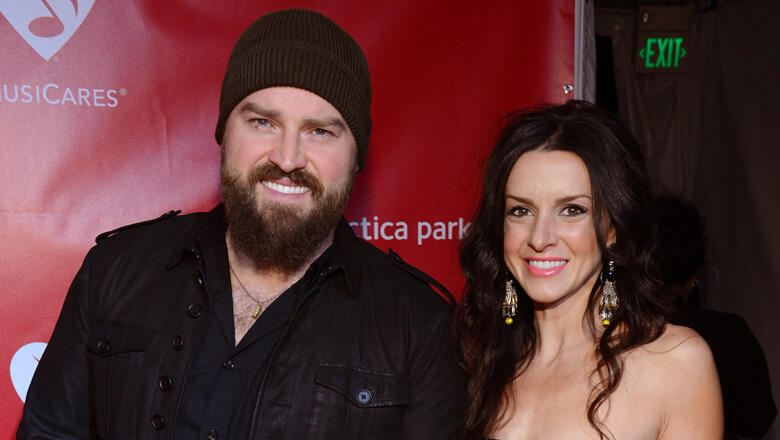 Zac Brown and Wife Shelly Announce Separation