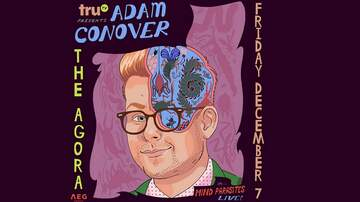 Contest Rules - Win tickets to Adam Conover Rules Part 2