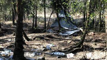 Mike Porcaro - Homeless Camps On The Chester Creek Trail....Yuck.