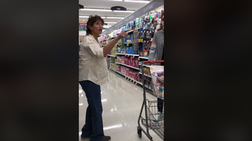 Crime and Punishment - Woman Caught on Video Harassing Spanish-Speaking Women at Store Arrested