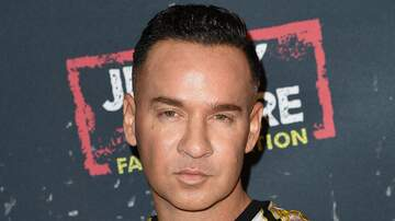Brooke Morrison - Jersey Shore's Mike The Situation Sentenced To 8 Months In Prison