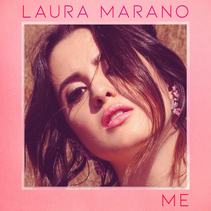 "Laura Marano ""Me"" Cover Art"