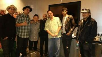 Dwight Arnold - Ozomatli Interview on Tuesday