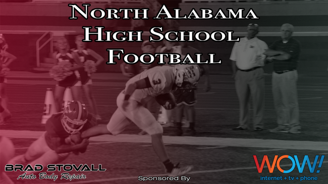North Alabama High School Football