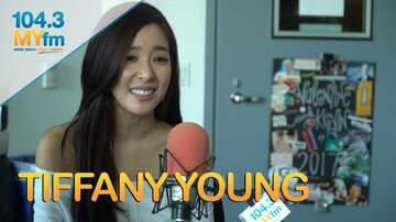 MYFM Artist Interviews and Performances - Tiffany Young Performs New Music And Talks Going Solo With Damian Fahey
