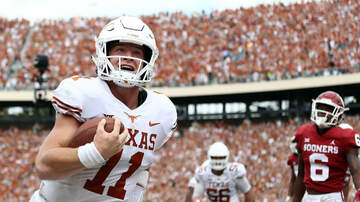 None - Texas beats Oklahoma in Red River Showdown