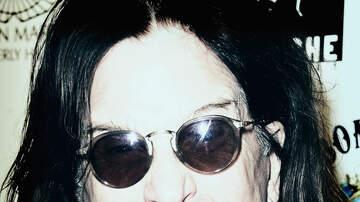- Ozzy Osbourne Postpones Tour Due To Infection