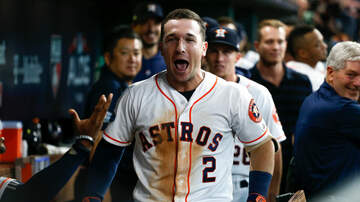 - Astros Take 2-0 ALDS Lead On Indians