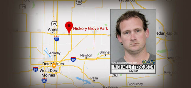 Man accused of molesting boys at Central Iowa park