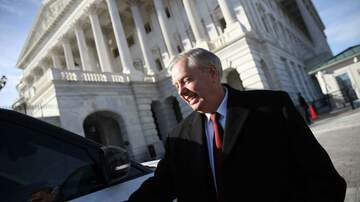 Justice & Drew - Protester Yells At Lindsey Graham 'We'll Remove You From Office.'
