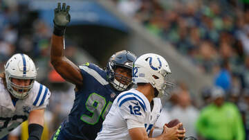 Seattle Seahawks - Frank Clark active for Seahawks despite missed practices due to illness
