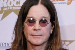 Ozzy Osbourne Hospitalized For Hand Infection