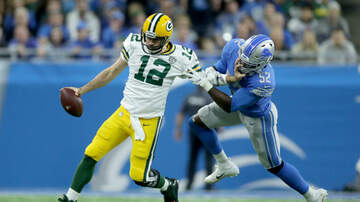 Packers - Highlights: Detroit Lions 31, Green Bay Packers 23