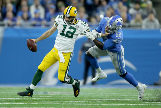 a86503a1 Highlights: Detroit Lions 31, Green Bay Packers 23 | Packers | The ...