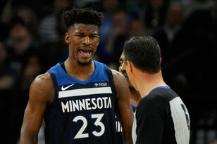 REPORT: Jimmy Butler practices with Wolves, verbally accosts teammates & GM