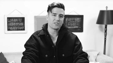 Sponsor Content - Logan Henderson Unveils Sneak Peek Of 'Pull Me Deep' Video | First Look