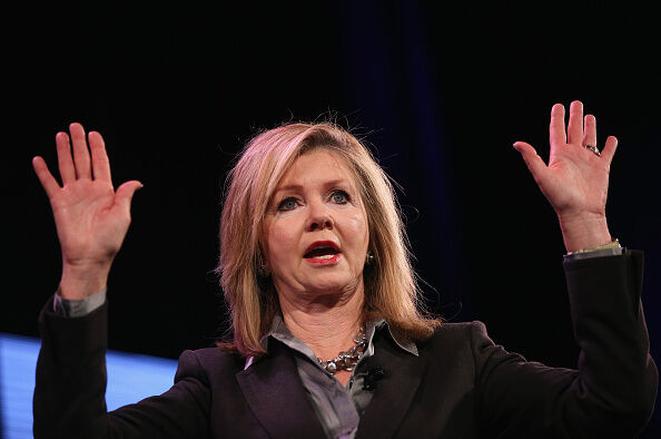 Marsha Blackburn - Getty Images