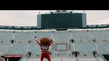 JB - Brutus Buckeye NAILS a 60 Yard Field Goal!!!