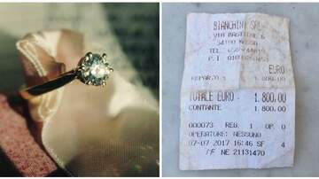 CK - She Shames Fiance Online After Seeing Receipt For 'Small' Engagement Ring