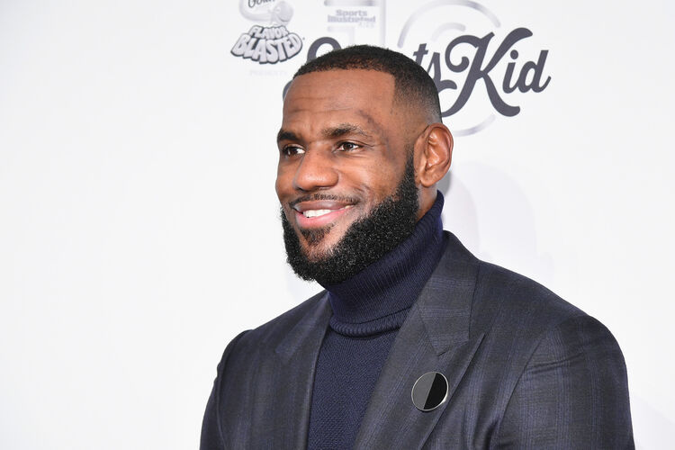 ports Illustrated Sportsperson of the Year Ceremony 2016 NEW YORK, NY - DECEMBER 12: Basketball Player LeBron James attends the Sports Illustrated Sportsperson of the Year Ceremony 2016 at Barclays Center of Brooklyn on December 12, 2016 in New York City. (Photo by Slaven Vlasic/Getty Images for Sports Illustrated) Editorial subscription SML 3000 x 2000 px   10.00 x 6.67 in @ 300 dpi   6.0 MP  Size Guide Add notes  SUBSCRIPTION DOWNLOAD Details Restrictions:Contact your local office for all commercial or promotional uses. Full editorial rights UK, US, Ireland, Canada (not Quebec). Restricted editorial rights for daily newspapers elsewhere, please call. Credit:Slaven Vlasic / Stringer Editorial #:629394468 Collection:Getty Images Entertainment Date created:December 12, 2016 License type:Rights-managed Release info:Not released.More information Source:Getty Images North America Object name:93798843 Max file size:3000 x 2000 px (10.00 x 6.67 in) - 300 dpi - 1.84 MB More from this eventView all