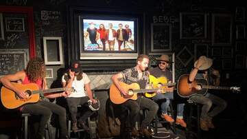 Live Music Lounge - LANCO Rocks The AT&T THANKS Sound Studio