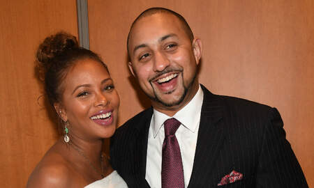 Entertainment - 'Real Housewives Of Atlanta' Star Eva Marcille Marries Michael Sterling