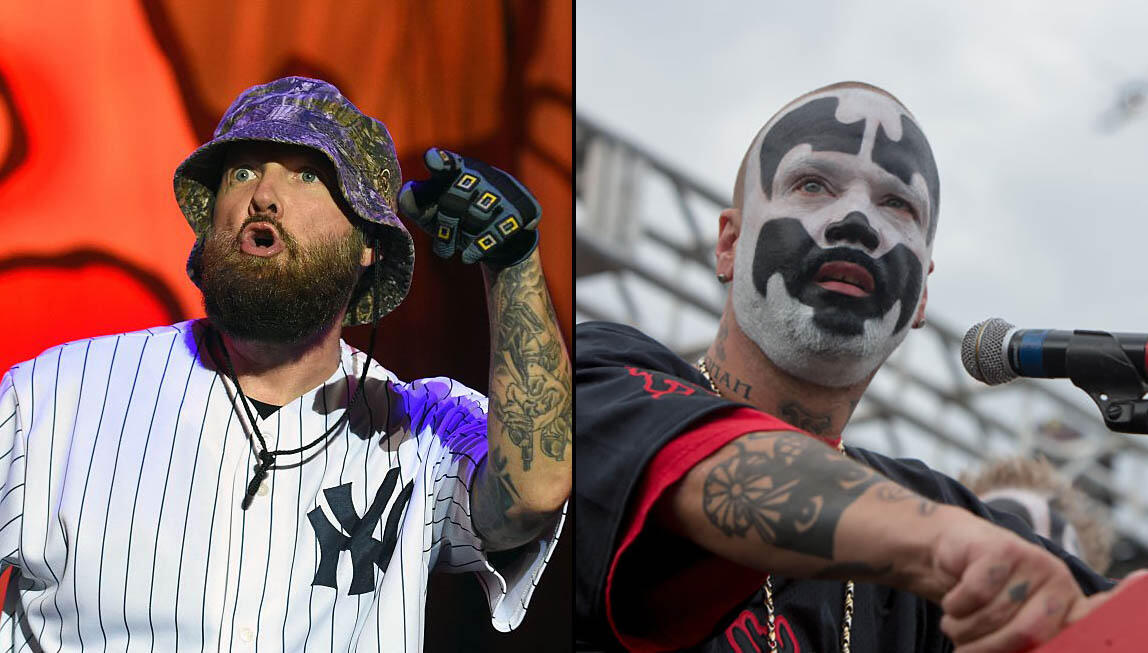 Watch Guy From Insane Clown Posse Try, Fail to Dropkick Fred Durst