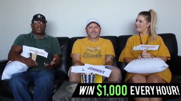 Johnny's House Live Blog - What Would Johnny's House Do With $1,000?