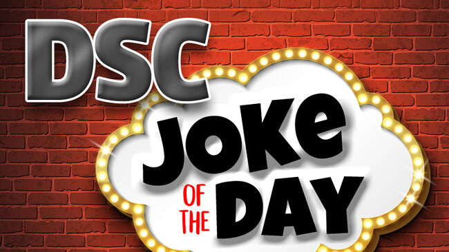 funny jokes - dsc joke of the day
