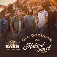 The Bull Bash with Old Dominion March 29 at Chaifetz Arena - Ticket info here