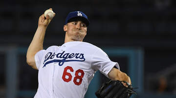Dodgers Clubhouse - Ross Stripling Talks About Possible NLCS Roster Spot