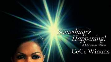 Frederick Hand  - Cece Winans to Release Something's Happening - A Christmas Album