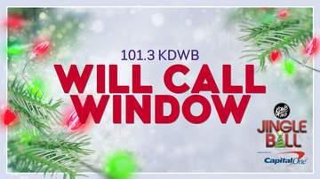 Jingle Ball - Enter the KDWB Jingle Ball Will Call Window!