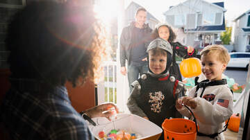 Pat McMahon - Trick-Or-Treaters 12+ Could Face Jail Time...